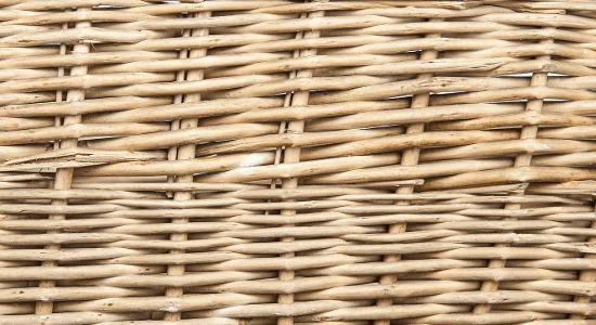 Zdjęcie przedstawiające naturalny rattan.