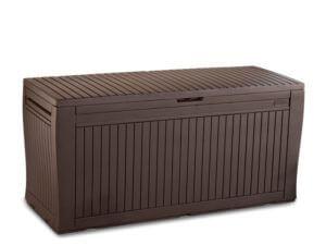 Skrzynia balkonowa Keter COMFY BOX 270L Brown